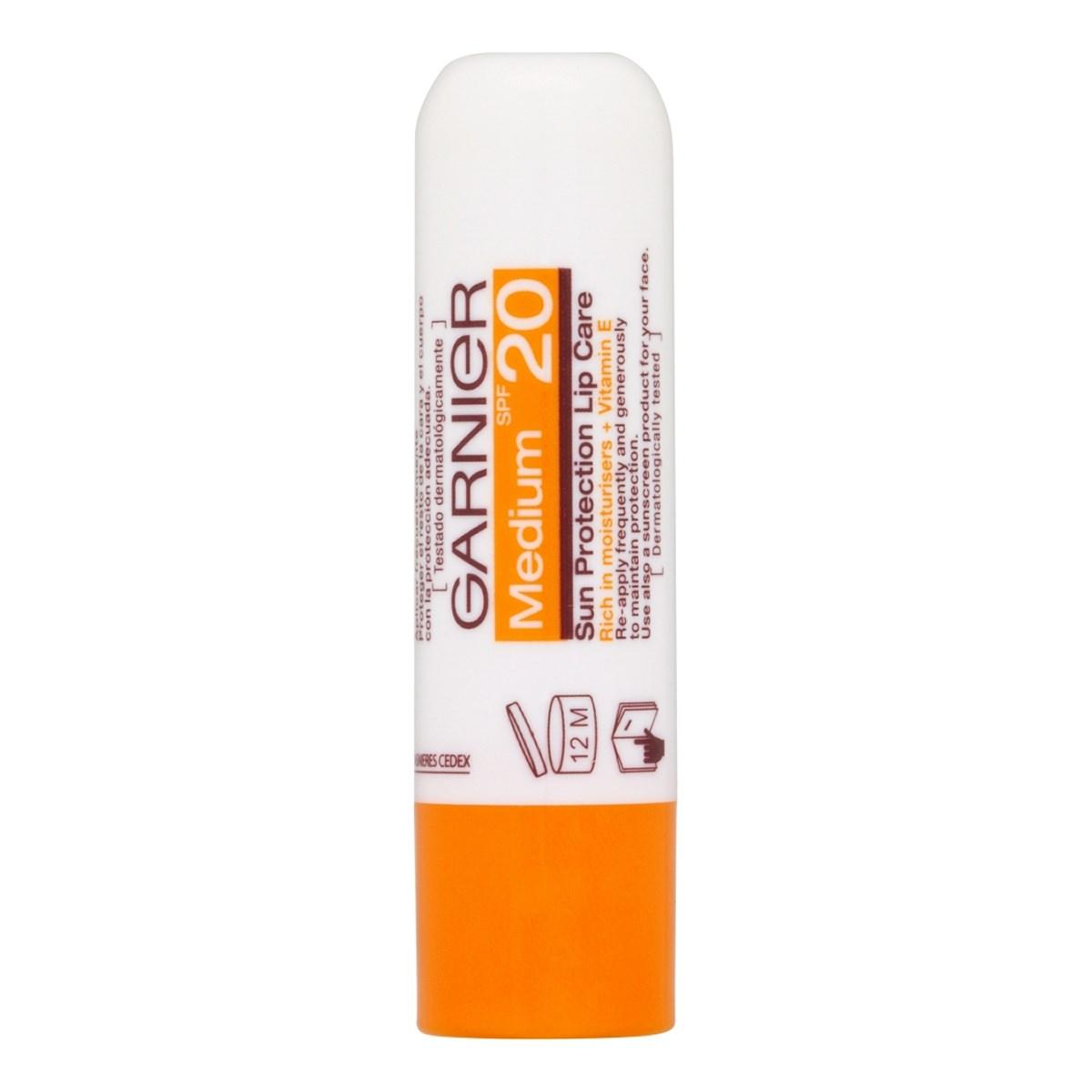 Garnier Ambre Solaire Lip Protection SPF20