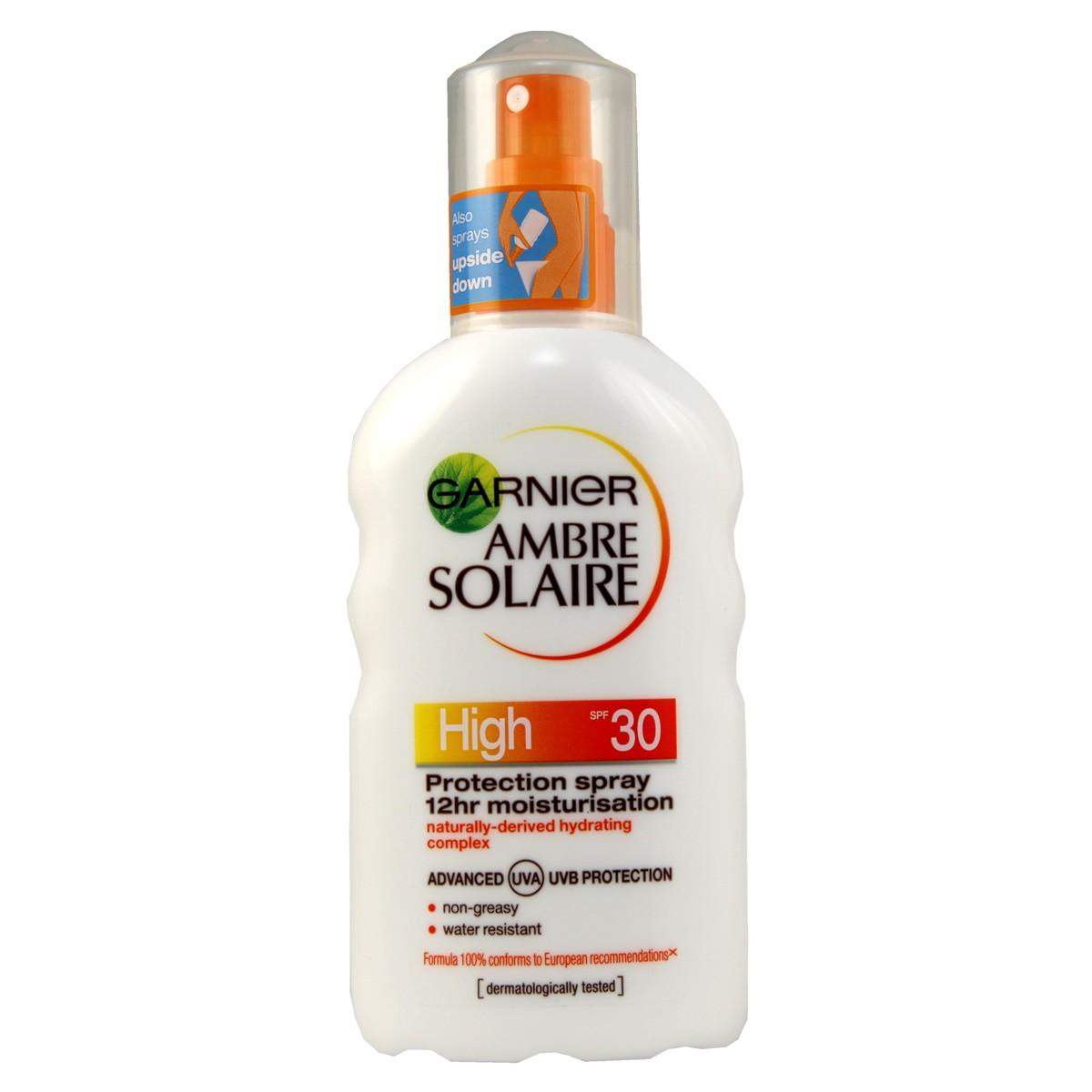 Garnier Ambre Solaire Moisturising Protection Spray SPF 30