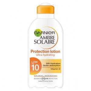 Garnier Ambre Solaire Vitamin C Protection Lotion SPF10
