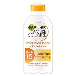 Garnier Ambre Solaire Vitamin C Protection Lotion SPF15