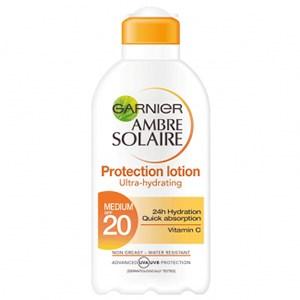 Garnier Ambre Solaire Vitamin C Protection Lotion SPF20