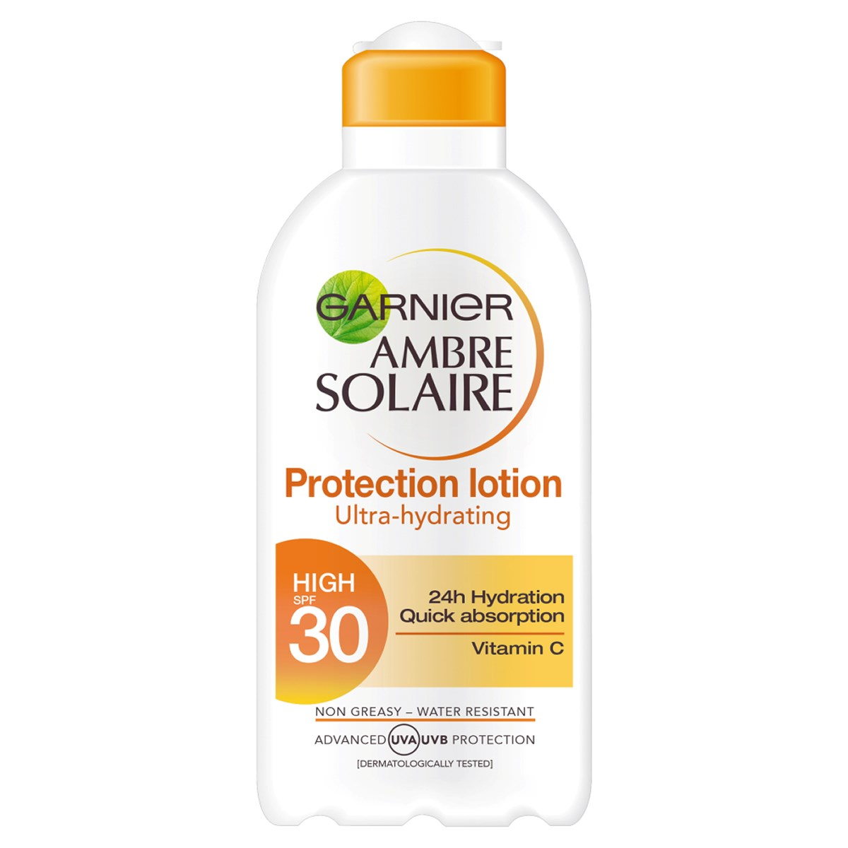 Garnier Ambre Solaire Vitamin C Protection Lotion SPF30