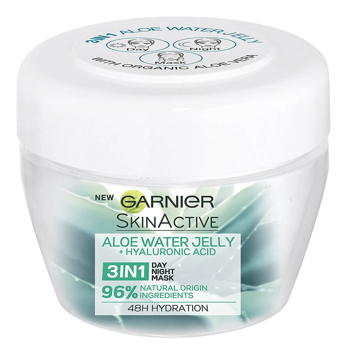 Garnier Skin Active 3 in 1 Hydrating Aloe Water Jelly 150ml