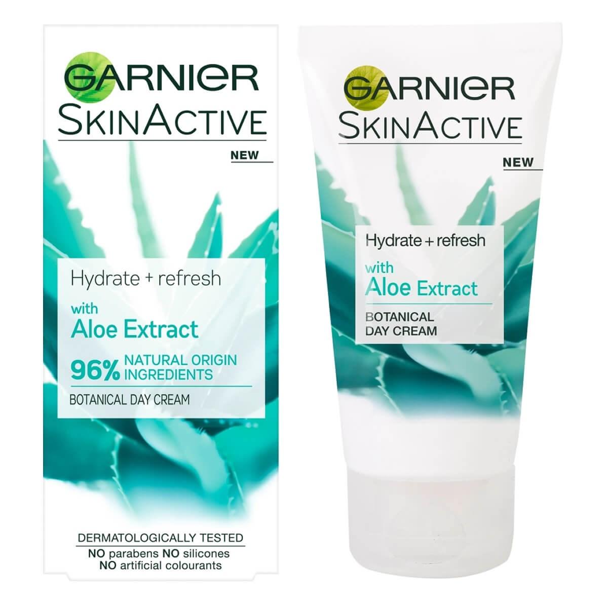 Garnier SkinActive Natural Aloe Extract Moisturiser Normal Skin