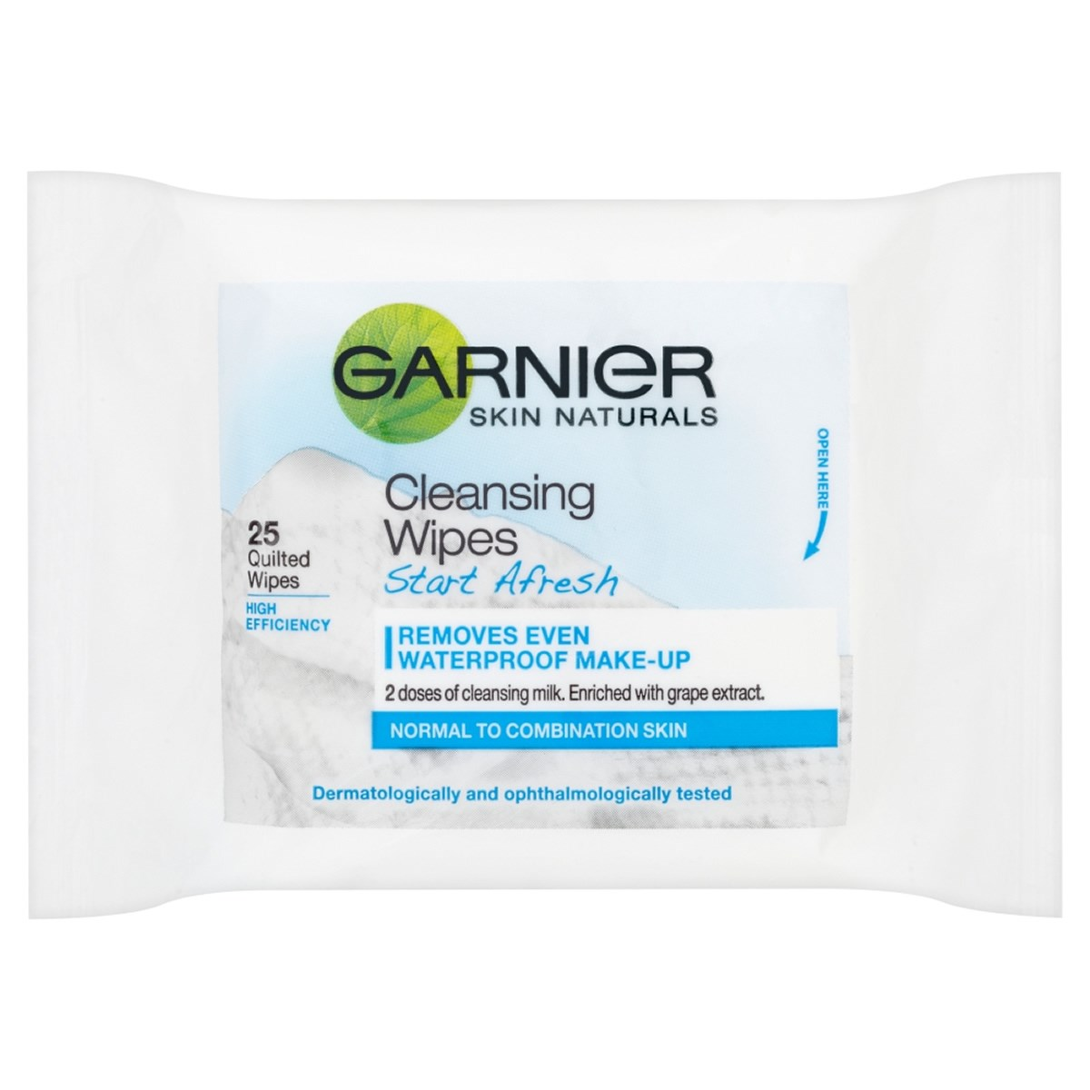 Garnier Start Afresh Fresh Cleansing Wipes
