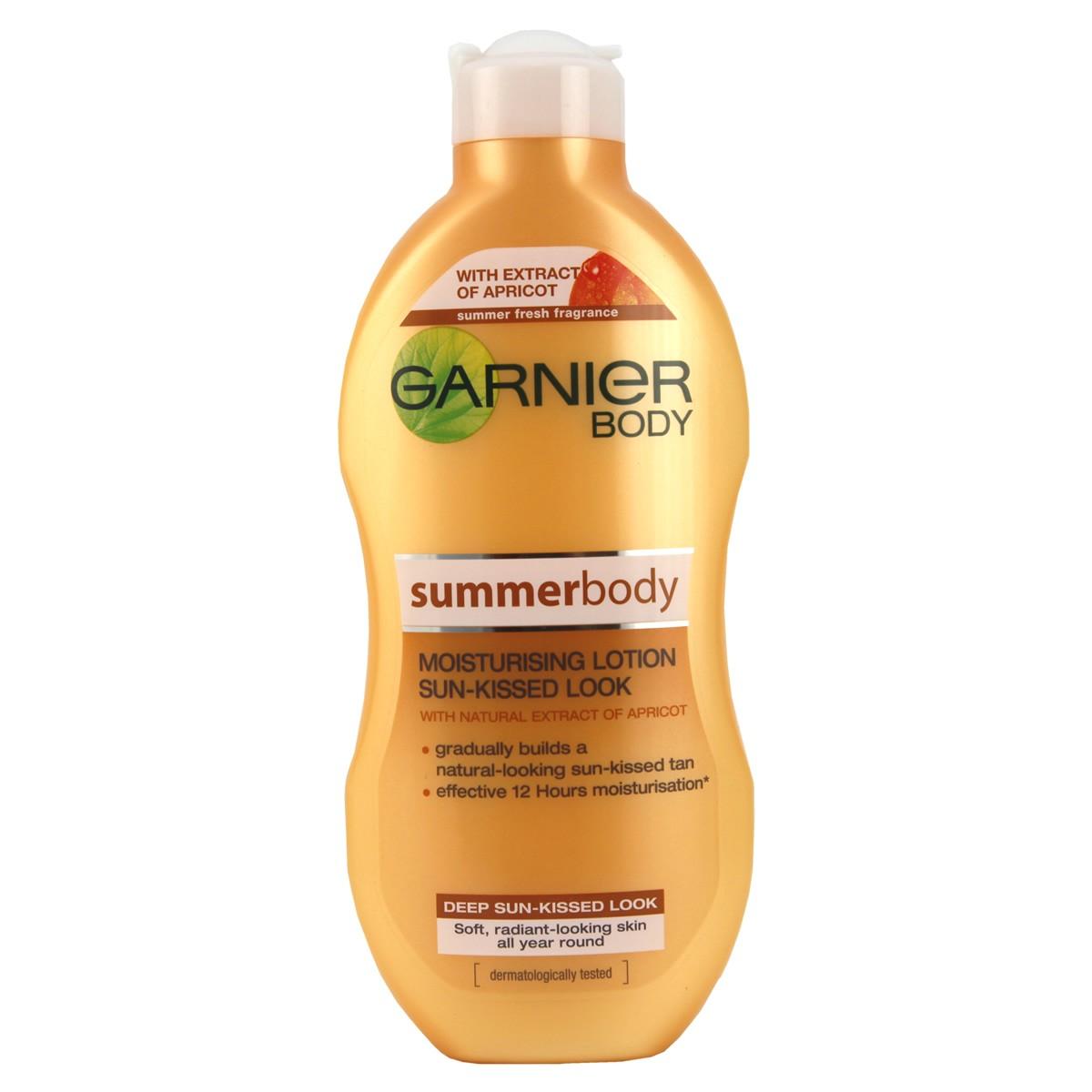 Garnier Summer Body Lotion Deep