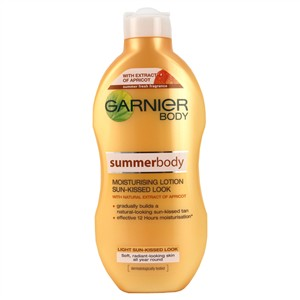 Garnier Summer Body Lotion Light