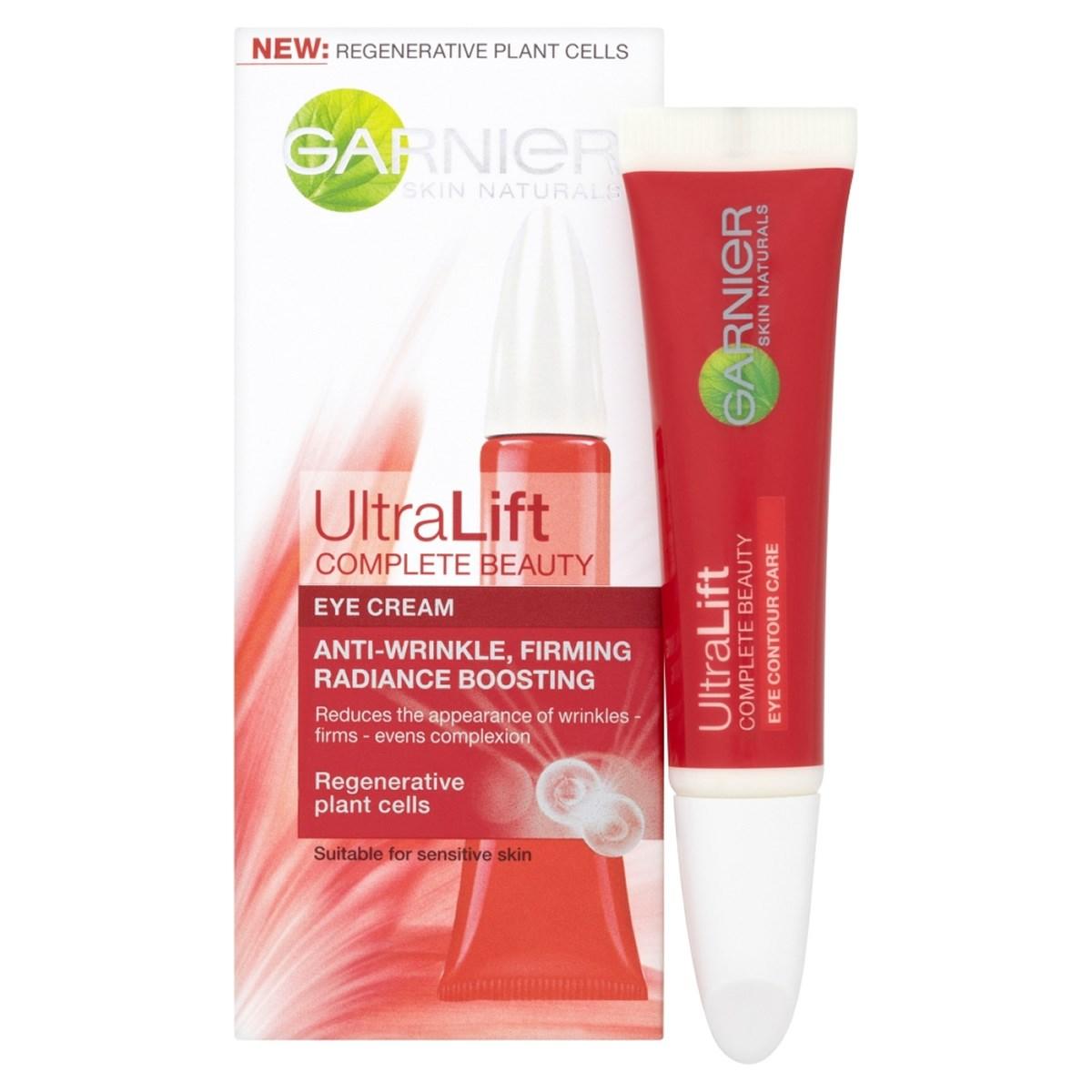 Garnier Ultra Lift Complete Beauty Eye Cream