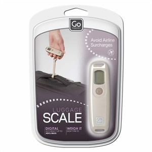 Go Travel Digital Scale
