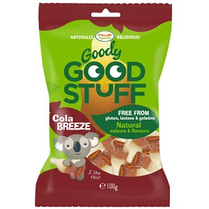 Goody Good Stuff Gummy Candy Cola Breeze