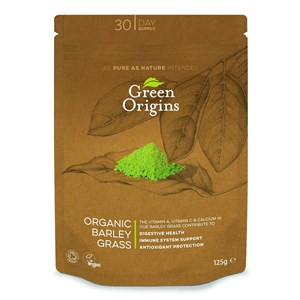 Green Origins Organic Barley Grass Powder