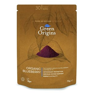Green Origins Organic Freeze Dried Blueberry Powder