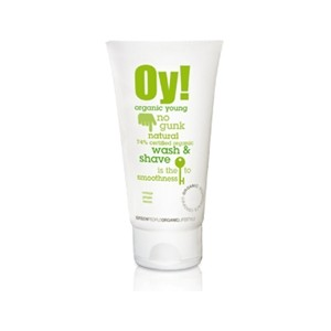 Green People Organic Oy! Wash & Shave