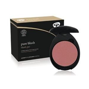 Green People Organic Pure Blush - Rose Pink