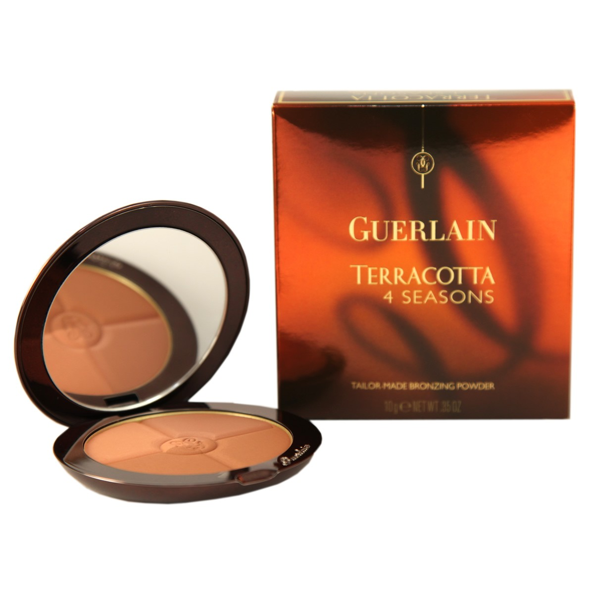 Guerlain Terracotta 4 Seasons Tailor-Made Bronzing Powder
