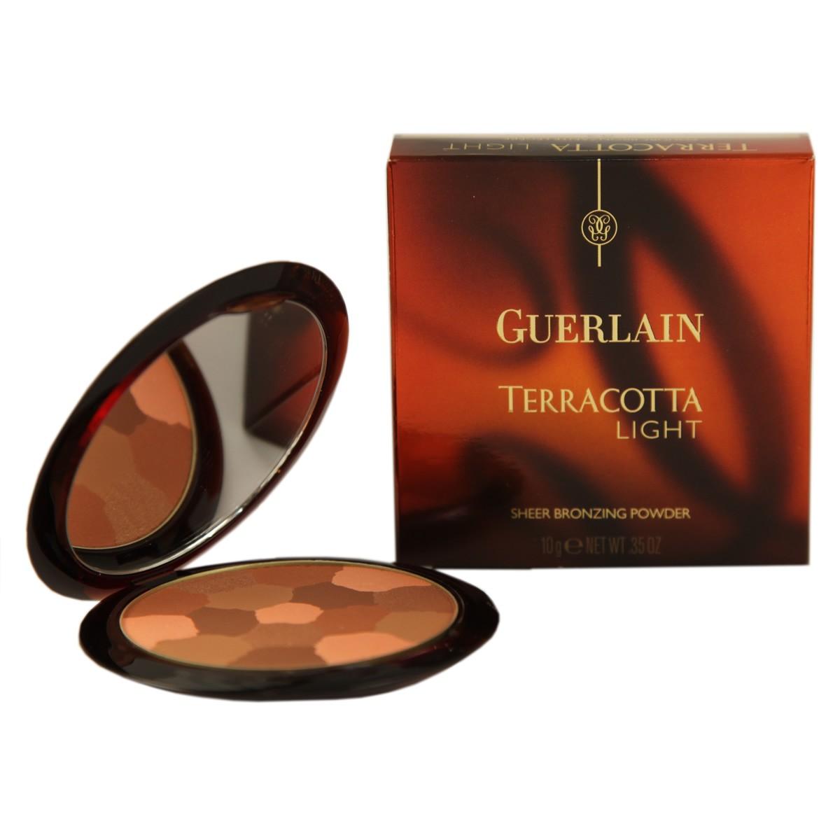 Guerlain Terracotta Light Sheer Bronzing Powder