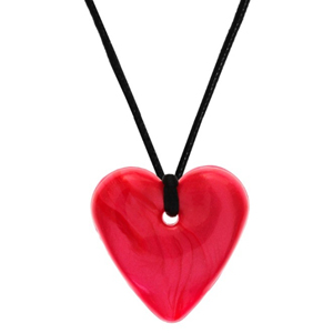 Gumigem Traditional Heart Necklace - Siren