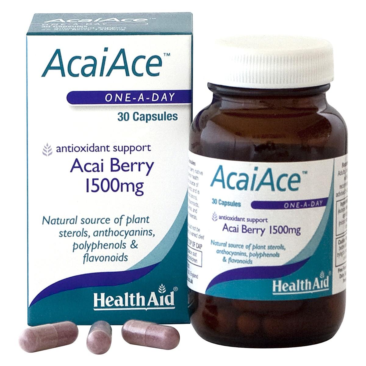 HealthAid AcaiAce (Acai Berry 1500mg)