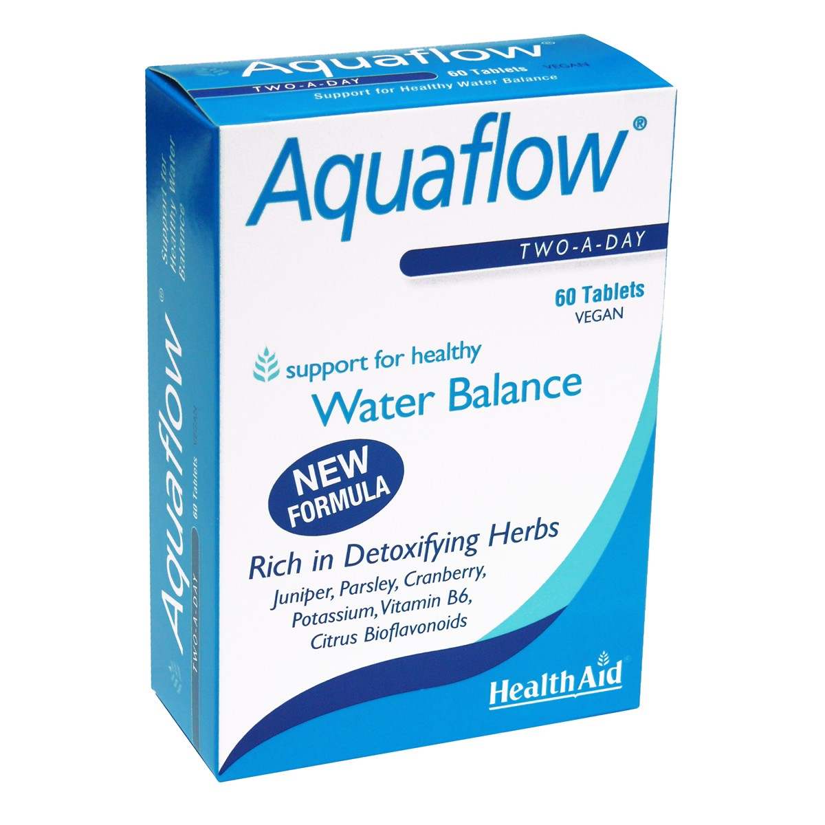 HealthAid Aquaflow Blister Tablets