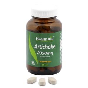 HealthAid Artichoke - Standardised Tablets