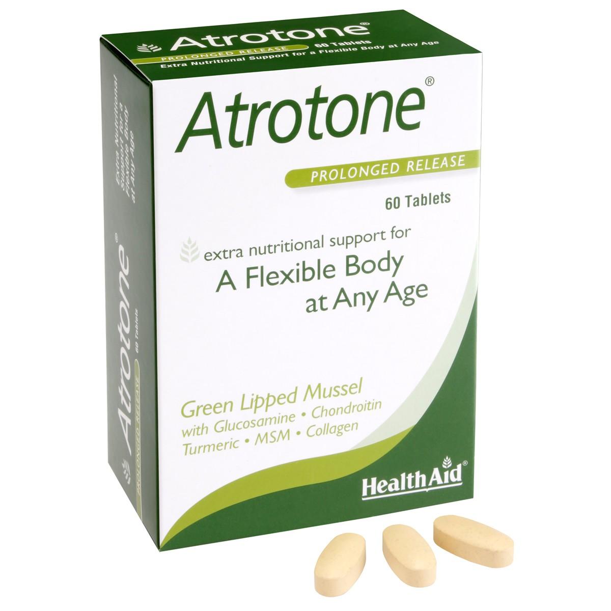 HealthAid Atrotone Blister Pack