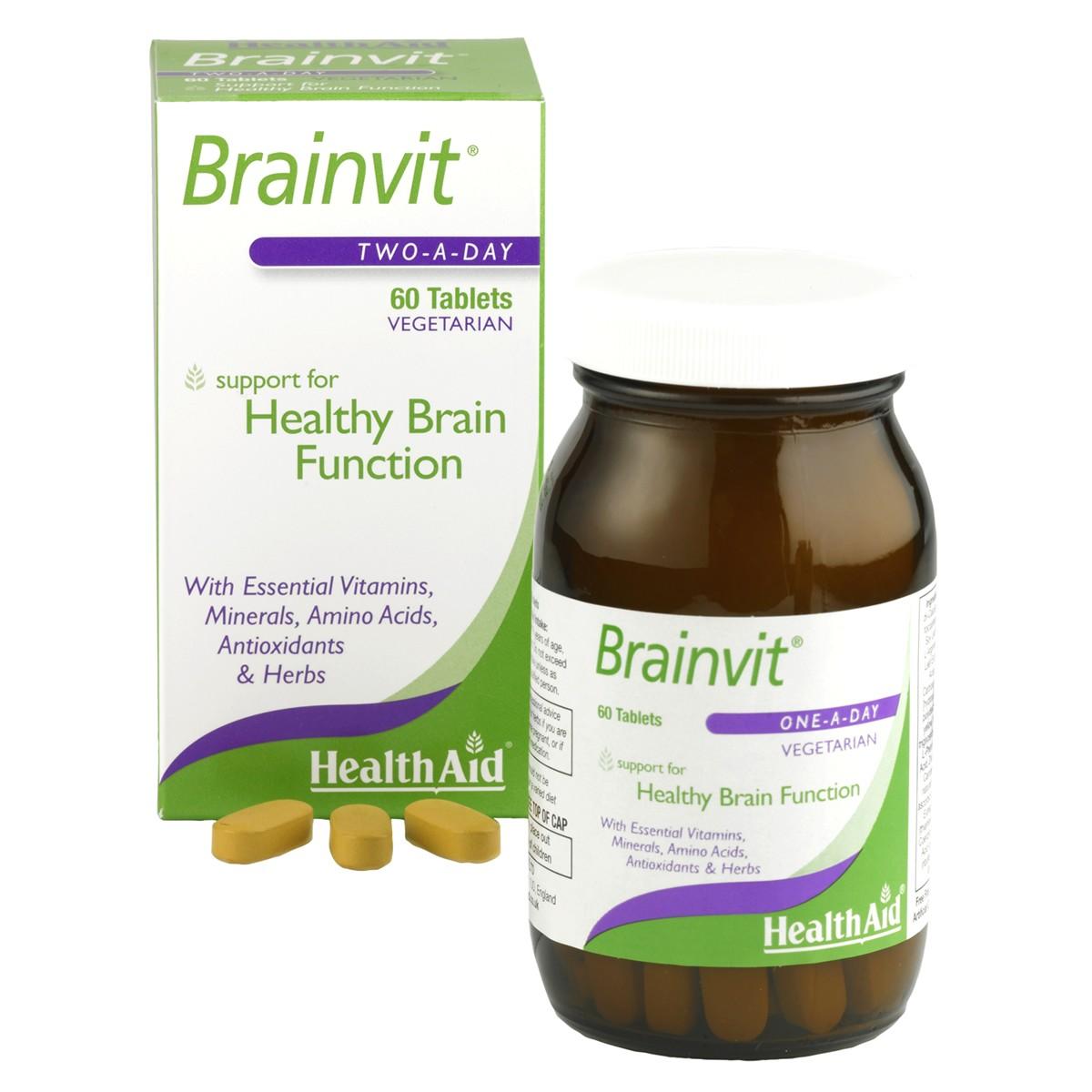 HealthAid BrainVit