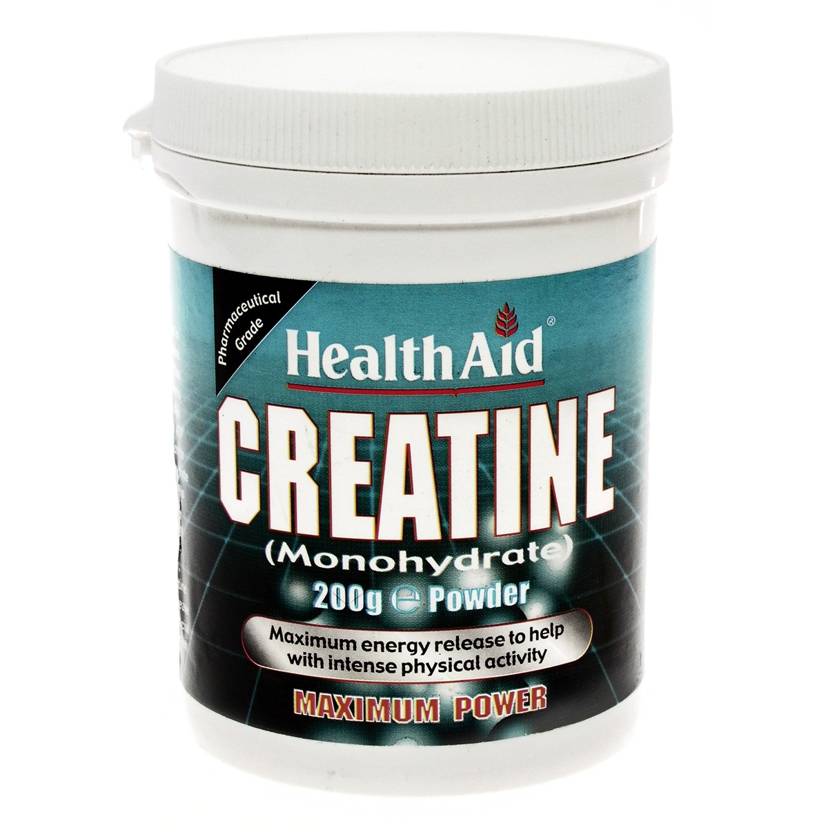 HealthAid Creatine Monohydrate Powder