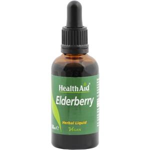 HealthAid Elderberry (Sambucus nigra) Liquid 50ml