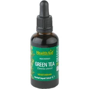 HealthAid Green Tea (Camellia sinensis)