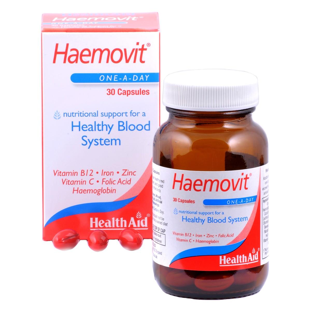 HealthAid Haemovit