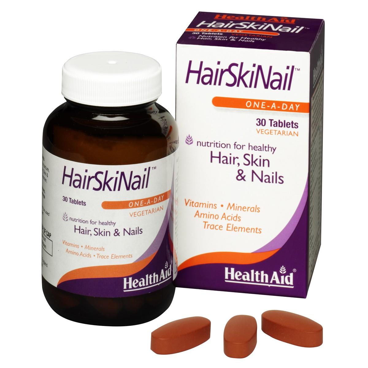 HealthAid Hair, Skin & Nail Formula