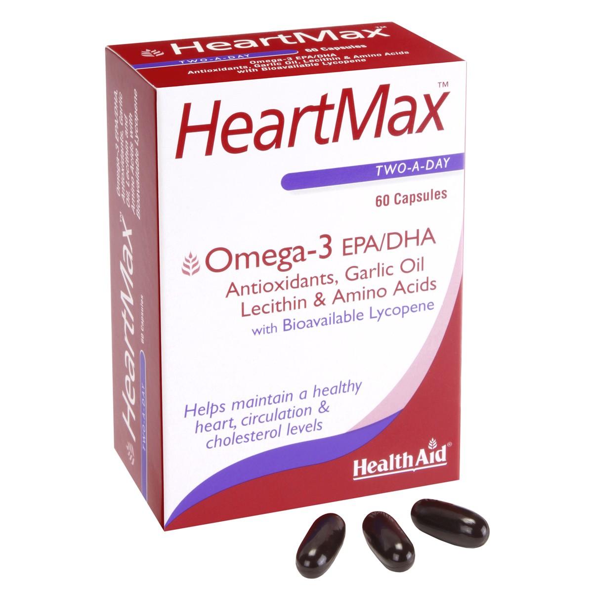 HealthAid HeartMax (Omega-3 EPA/DHA) Blister Pack