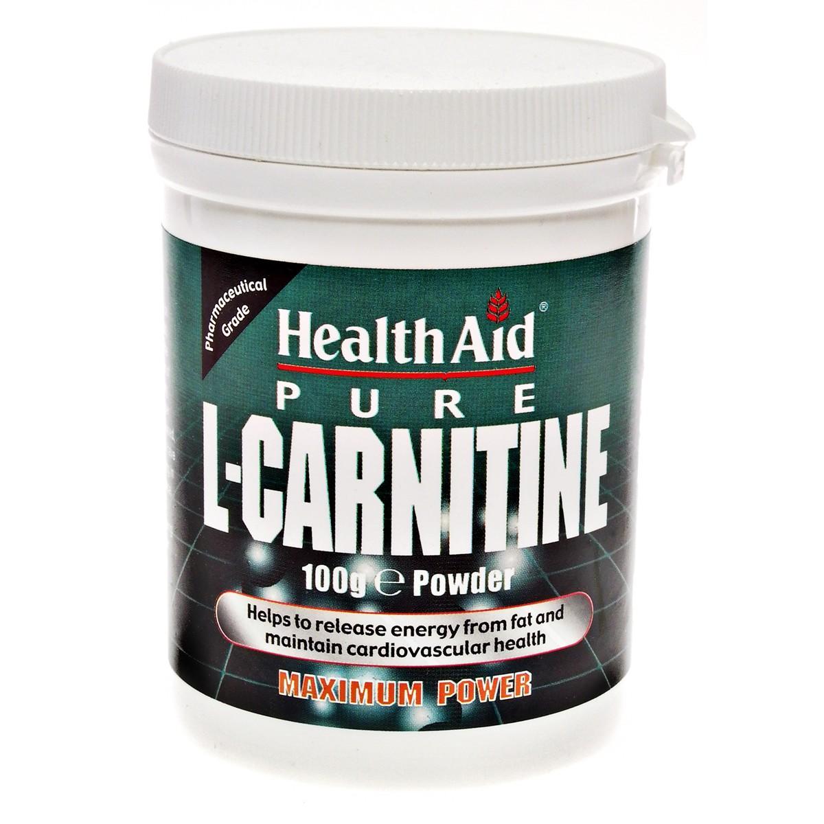 HealthAid L-Carnitine Powder