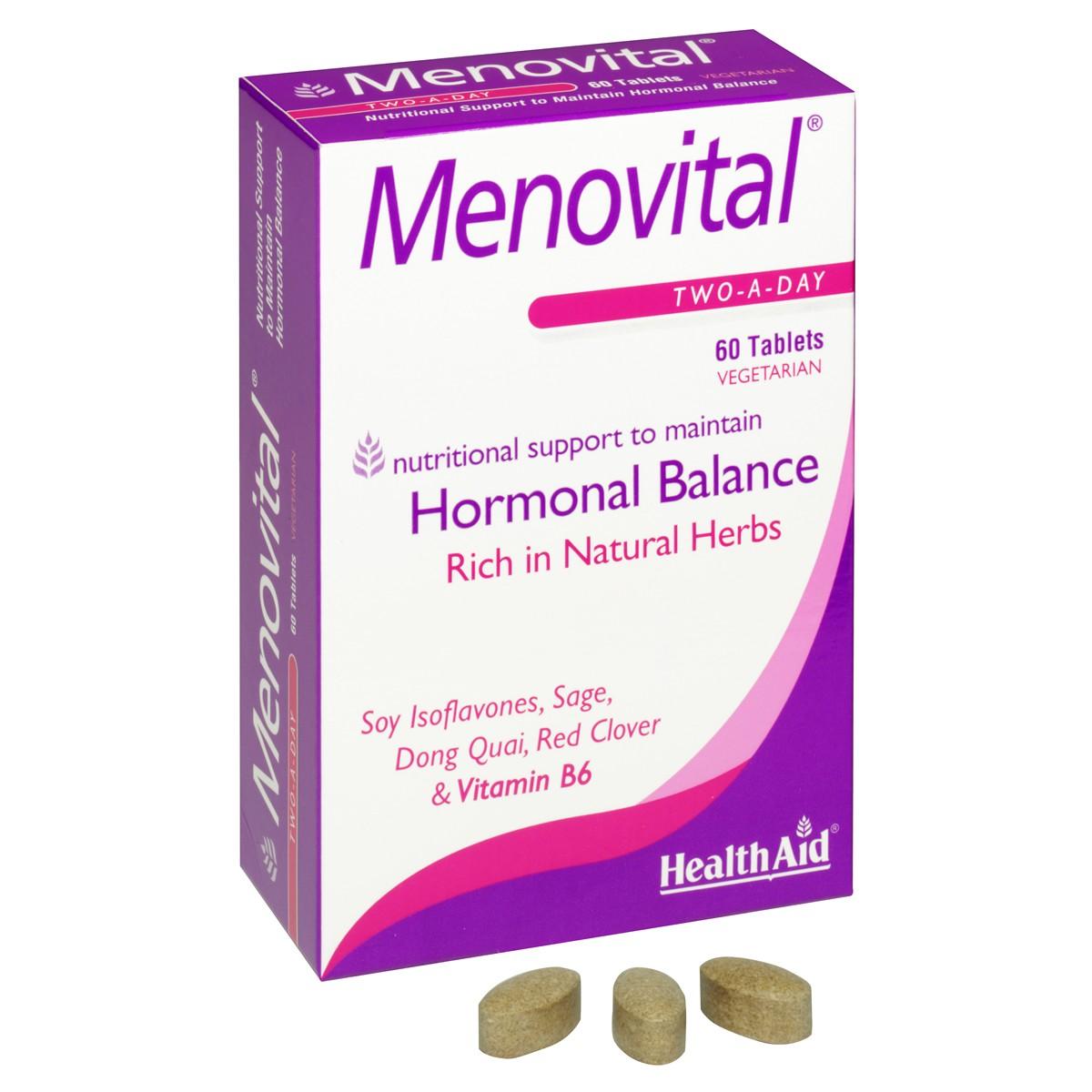 HealthAid Menovital