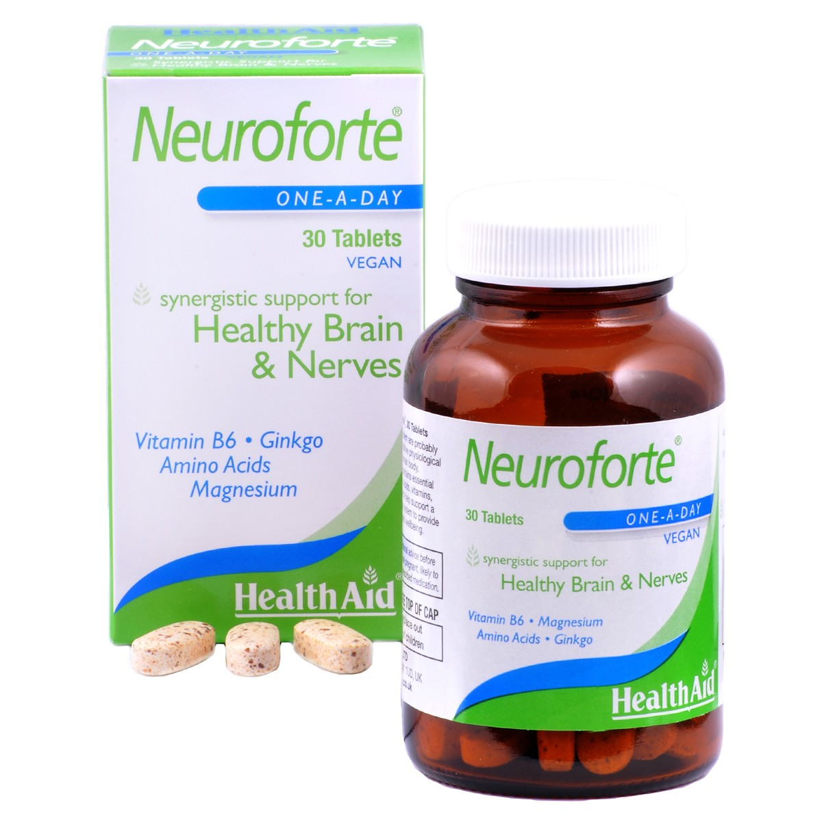 HealthAid NeuroForte