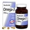 HealthAid Omega 3 750mg (EPA 425mg, DHA 325mg)