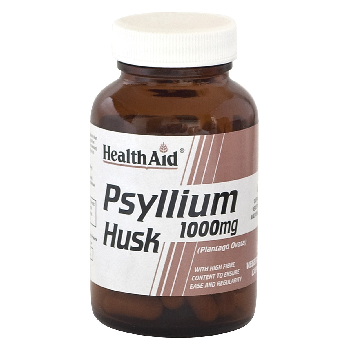 HealthAid Psyllium Husk 1000mg Vegicaps