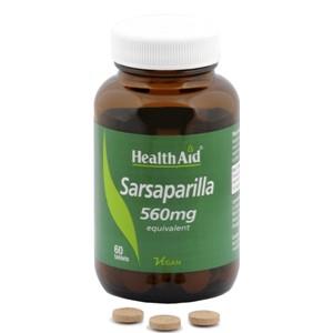 HealthAid Sarsaparilla 560mg - Standardised Tablets