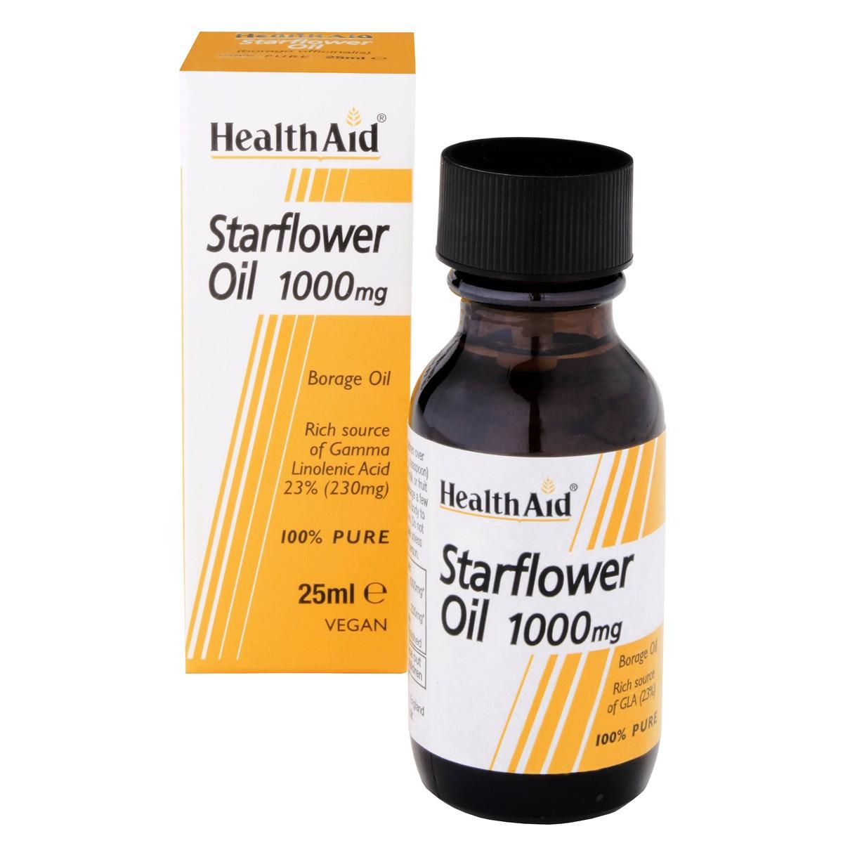 HealthAid Starflower Oil (23% GLA)
