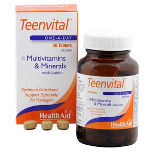 HealthAid Teenvital (Ages 12-16)