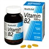 HealthAid Vitamin B2 (Riboflavin) 100mg - Prolonged Release