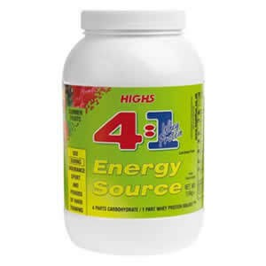 High 5 4:1 Energy Source Summer Fruits Jar 1600g