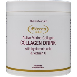 Higher Nature Æterna Gold Collagen Drink