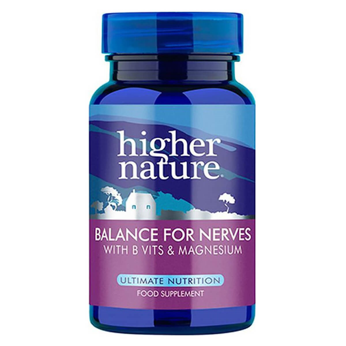 Higher Nature Balance For Nerves