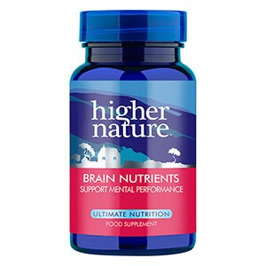 Higher Nature Brain Nutrients