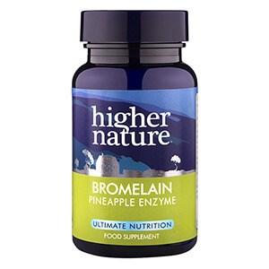 Higher Nature Bromelain