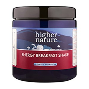 Higher Nature Energy Breakfast Shake