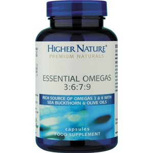 Higher Nature Essential Omegas 3:6:7:9