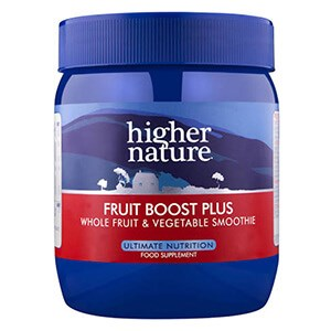 Higher Nature Fruit Boost Plus