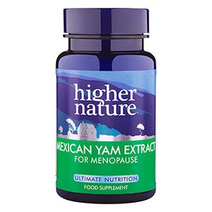 Higher Nature Mexican Yam Extract